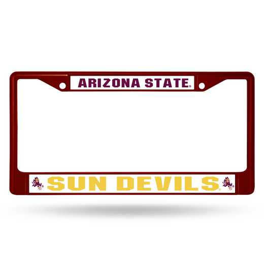 FCC460203MR: NCAA FCC Chrome Frame Colored Arizona ST